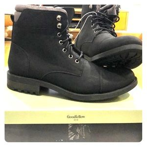 Goodfellow & co black boots